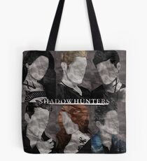 Shadowhunters Minimalist #2 Tote Bag