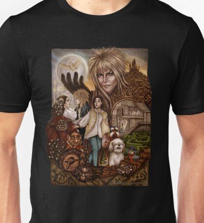 Labyrinth Tribute (Dentro del Laberinto) Unisex T-Shirt