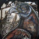 Golden Eagle by Lynnette Shelley