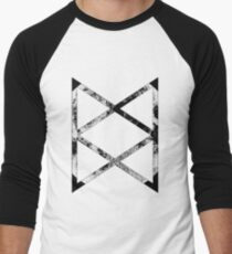 Secret Moon Base Men's Baseball ¾ T-Shirt