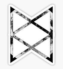 Secret Moon Base Sticker