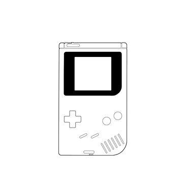 Gameboy DMG by Geoman7
