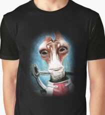Mordin Solus - Mass Effect Graphic T-Shirt
