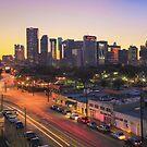 Dallas Skyline From Deep Ellum by josephhaubert