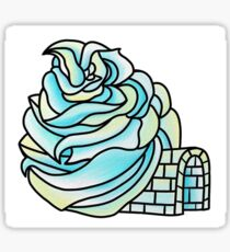 Igloo Solo Sticker