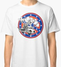 Ghostbusters of Hazzard - Franchise Logo Classic T-Shirt
