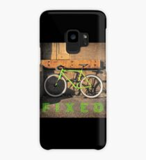 Green Fixie Case/Skin for Samsung Galaxy