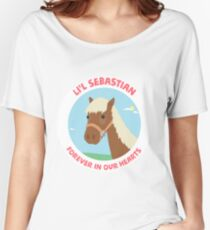 Li'l Sebastian - Parks and Recreation Women's Relaxed Fit T-Shirt