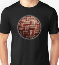 Bacon-Wrapped Football Soccer Ball 2 Unisex T-Shirt