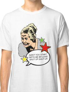 The Queen of Clean, my love! Classic T-Shirt