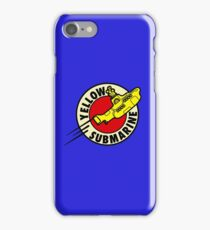 Yellow Submarine iPhone Case/Skin