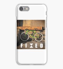 FIXED iPhone Case/Skin