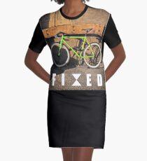 FIXED Graphic T-Shirt Dress