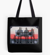 Awesome Mix Volume 2 Tote Bag