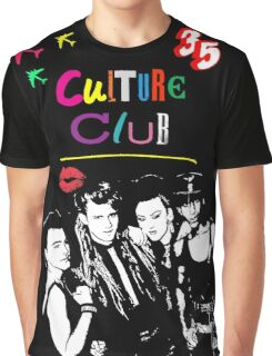 Culture Club 35 Graphic T-Shirt