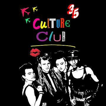 Culture Club 35 by cyberchameleon