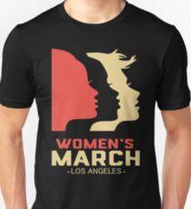 Women's March Los Angeles t shirt T-Shirt