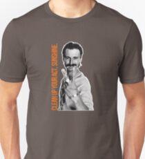 Begbie - Mach sauber, Sunshine. Slim Fit T-Shirt