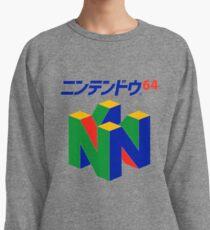 Japanese Nintendo 64 Lightweight Sweatshirt