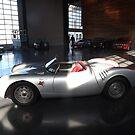 Classic Sports Car, New York City by lenspiro
