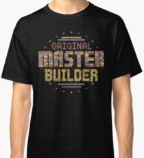 Original Master Builder Classic T-Shirt