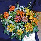 A Lilium Display by Graeme  Hyde