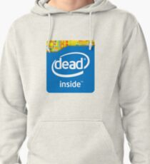 Dead Inside Pullover Hoodie