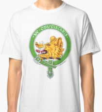 Clan Campbell Scottish Crest Classic T-Shirt