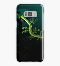 ribboned pipefish Haliichthys taeniophorus Samsung Galaxy Case/Skin