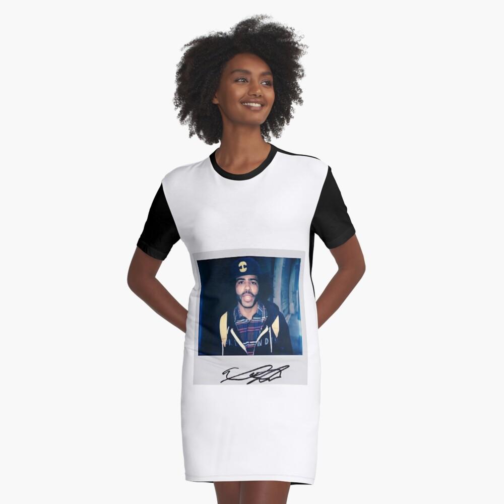 Daveed Diggs Vestido camiseta