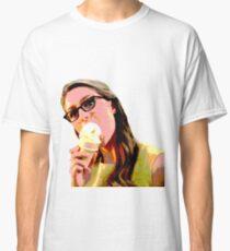 cute kara with ice-cream Classic T-Shirt