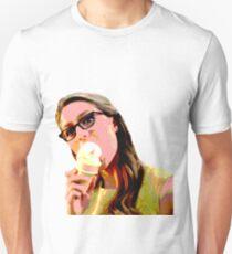 cute kara with ice-cream Unisex T-Shirt
