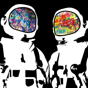 Astronauts in Japan by ThatGuyScout