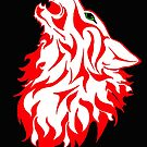 The Howl - red by Kestrelle