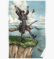 Everyday Witch Tarot - The Fool Poster