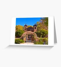 Chimayo, NM Greeting Card