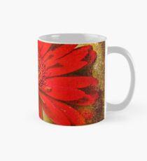 The Golden Gerbera Classic Mug