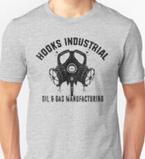 Hooks Industrial Oil and Gas Unisex T-Shirt