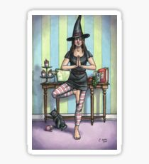Everyday Witch Tarot - Temperance Sticker