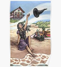 Everyday Witch Tarot - The World Poster
