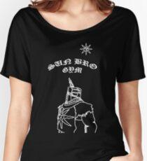 Sun Bro Gym Women's Relaxed Fit T-Shirt