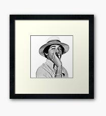 Obama Young Framed Print