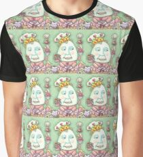 King Of Valentine Confections  Susan Brack Graphic T-Shirt