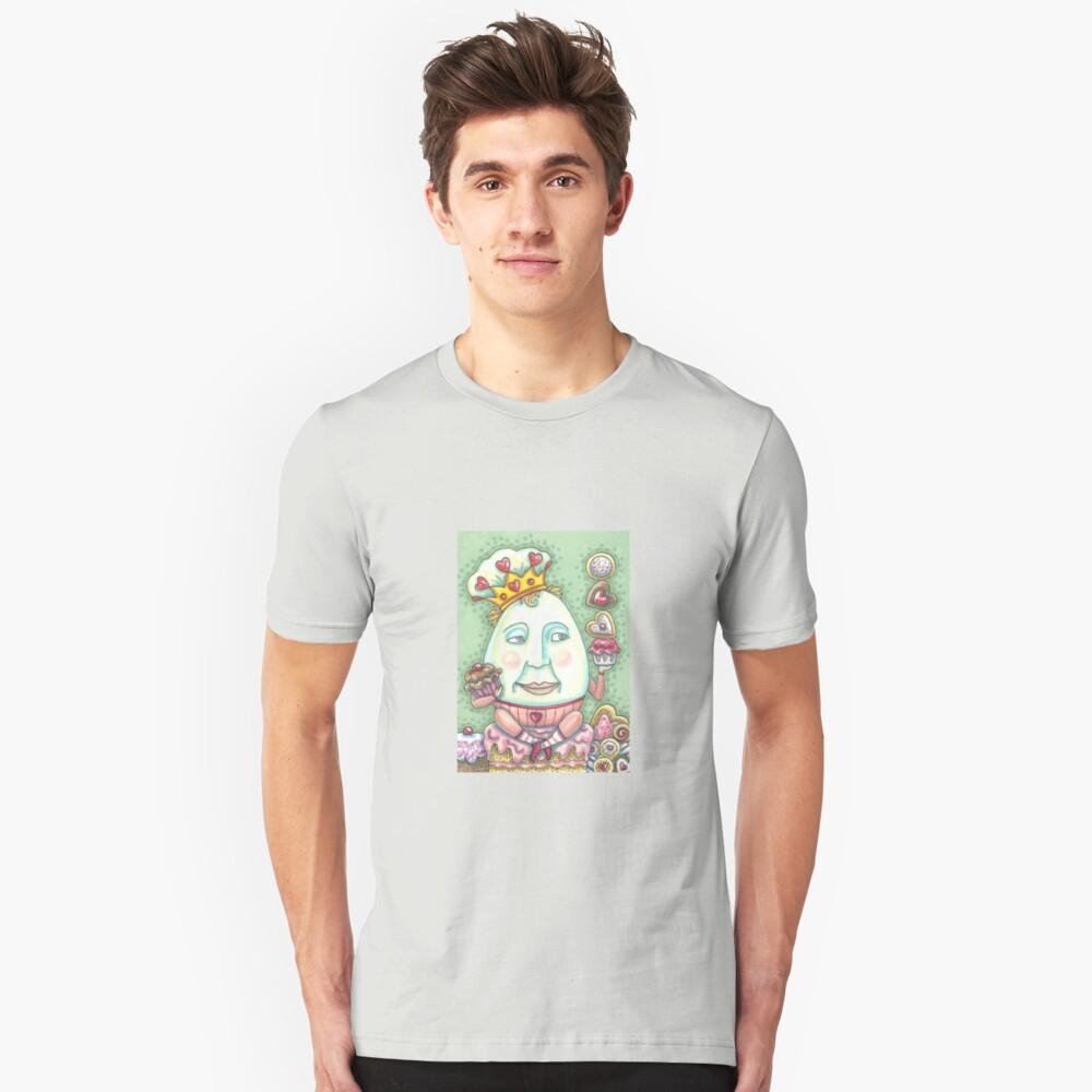 King Of Valentine Confections  Susan Brack Unisex T-Shirt Front