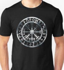 Vegvísir (Icelandic 'sign post') Symbol - BLEAK T-Shirt