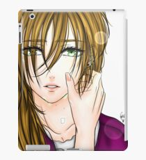 Yona iPad Case/Skin