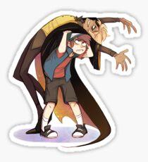 Bill wtf Sticker