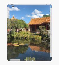 China in EPCOT, Walt Disney World  iPad Case/Skin