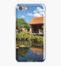 China in EPCOT, Walt Disney World  iPhone Case/Skin