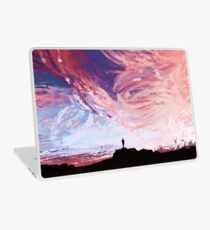 Lily of the Skies Laptop Skin